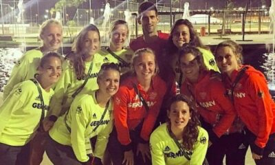 """I Was Completely Petrified"" – Olympic Athlete Opens up on Meeting Novak Djokovic"