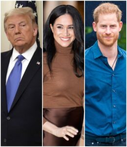 Donald Trump slams Meghan Markle and wishes Prince Harry luck 'because he'll need it'