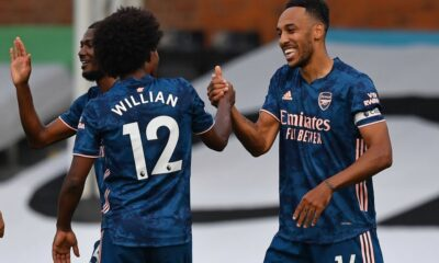 William debut in arsenal