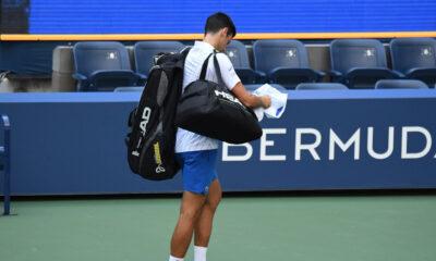 Novak Djokovic Shows Kind Gesture After US Open 2020 Disqualification