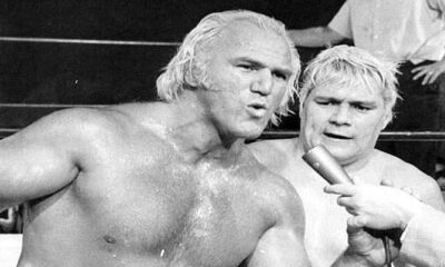 Billy Graham and Pat Patterson