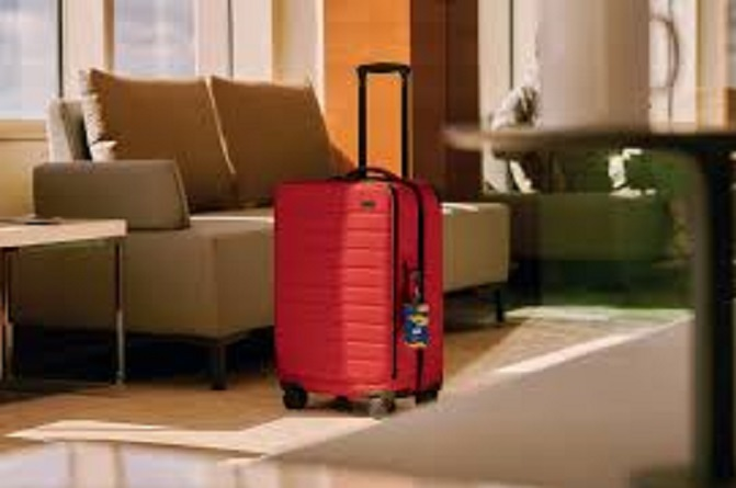 Serena Williams Away Luggage Collection