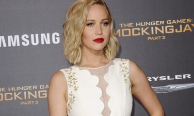 """Jennifer Lawrence complains saying:""""I can't live like this.""""'"""