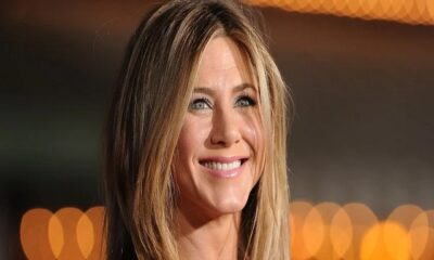 "Jennifer Aniston says ""America loves me. And therefore I own America""."