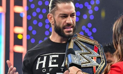 Roman Reigns sends a strong message, says he can do anything for his family