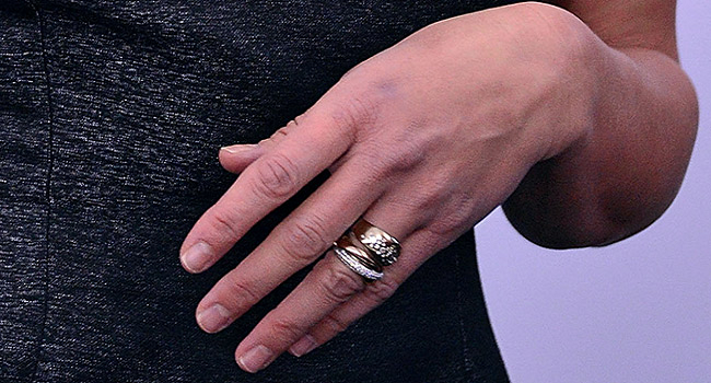 Cameron Diaz engagement ring