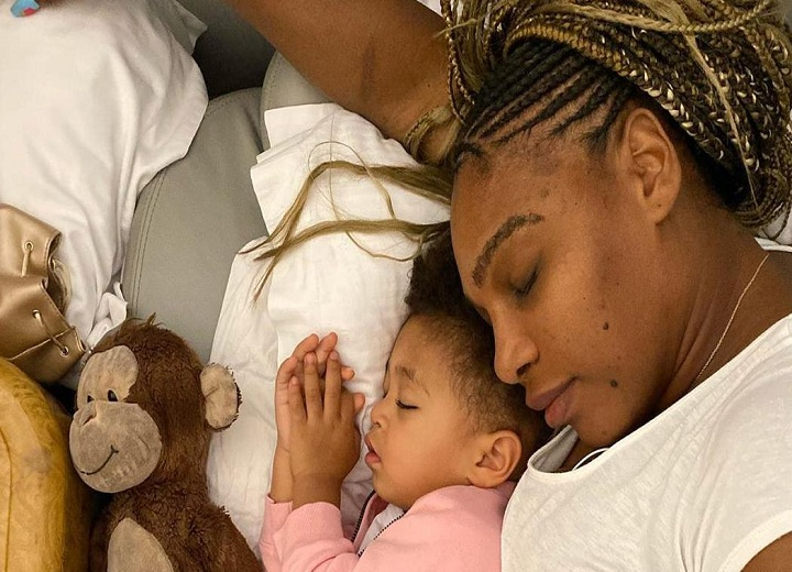 serena and olympia